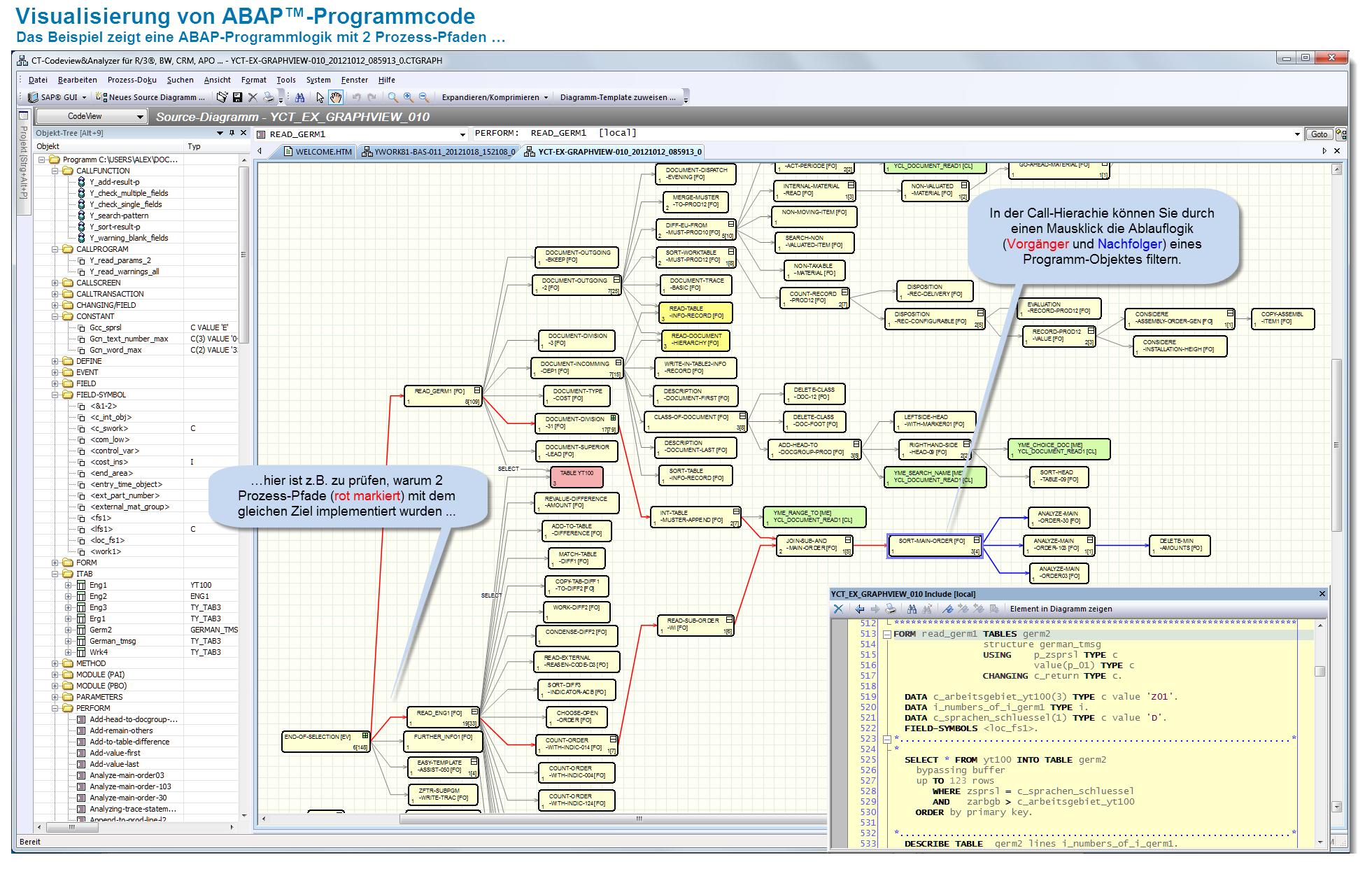 CTSoftware   CTCodeview Analyzer 30