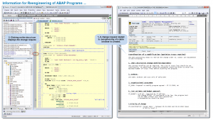 Information for Reengineering of ABAP Programs