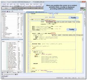 Screenshot: Info_Assistant