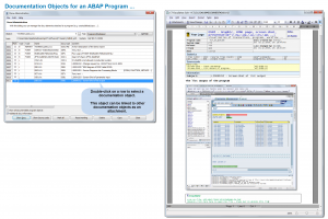 Documentation Objects for an ABAP Program