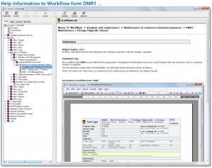 Help Information to Workflow form DNR1 …